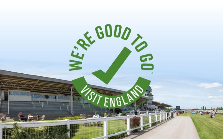 Southwell Racecourse has successfully completed Visit England's UK-wide industry 'We're Good To Go' accreditation mark